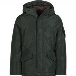 Reset Coat Grand Tenton dark green