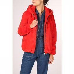 Oakwood Manteau Connect Rouge Moyen