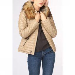 Oakwood Manteau Fury Brun Sable