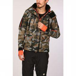 Superdry Manteau Ultimate Snow Rescue Assortiment Camouflage