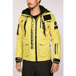 Superdry Manteau Ultimate Snow Rescue Jaune
