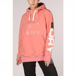 Superdry Coupe-Vent Snow Tech Hood Rose Moyen
