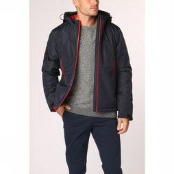 Superdry Coat Padded Elite dark blue