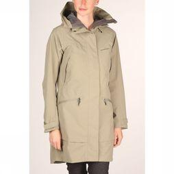 Didriksons 1913 Coat Ilma light khaki
