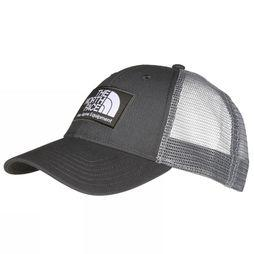 The North Face Casquette Mudder Trucker Gris Moyen