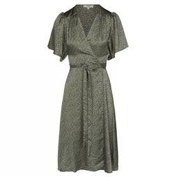 FRNCH Dress Ainoa light green/black