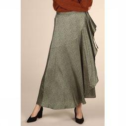 FRNCH Skirt Eleen light green/black