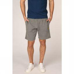 Lyle & Scott Shorts Fleece Light Grey Mixture