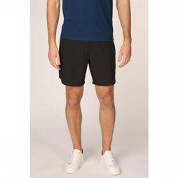 Lyle & Scott Short Tech Training Zwart