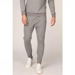 Lyle & Scott Sweat Pants Lightweight Training Light Grey Mixture