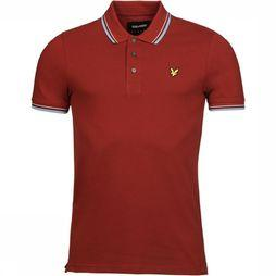 Lyle & Scott Polo 2001-Sp1117 Bordeaux
