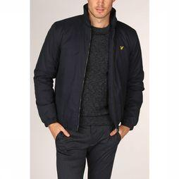 Lyle & Scott Coat 2001-Jk1203 dark blue