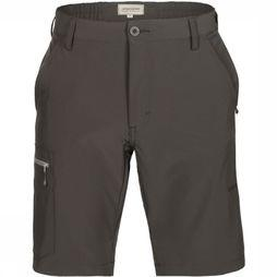 Ayacucho Short Equator II Am Stretch M Donkergrijs