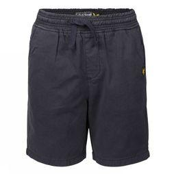 Lyle & Scott Short / Navy Donkerblauw