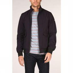 Scotch & Soda Coat Classic Bomber dark blue