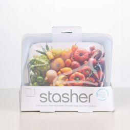 Stasher Gadget Stasher Stand Up Clear Pas de couleur