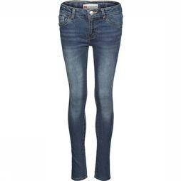 Levi's Kids Jeans 710 Ankle Super Skinny jeans/mid blue