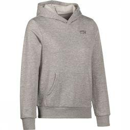 Levi's Kids Pullover Batwing Chest Hit Hoodie Light Grey Mixture