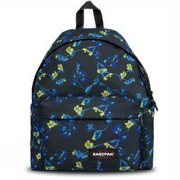 Eastpak Daypack Padded Pak'r dark blue/light yellow