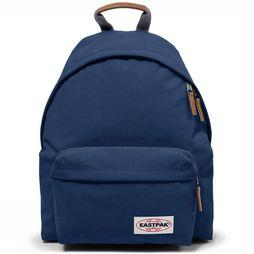 Eastpak Daypack Padded Pak'r dark blue/mid brown