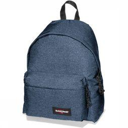 Eastpak Daypack Padded Pak'r Marine/Light Blue