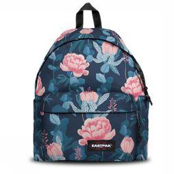 Eastpak Daypack Padded Pak'r dark green/Assortment Flower