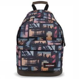 Eastpak Rugzak Wyoming 24L Middengroen/Steen