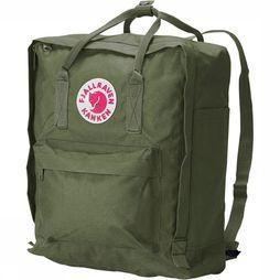Fjällräven Daypack Kånken mid green/light green