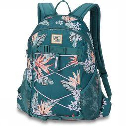 Dakine Daypack Wonder 15L Petrol/Assortment Flower