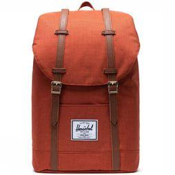 Herschel Supply Sac à Dos Retreat Bordeaux/Brun
