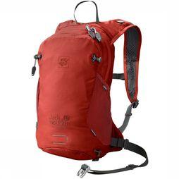 Jack Wolfskin Daypack Ham Rock 12 dark red