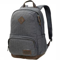 Jack Wolfskin Daypack Tweedey Dark Grey Mixture