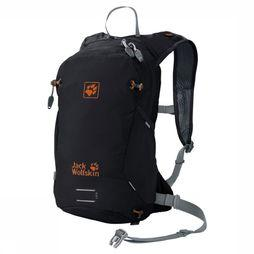 Jack Wolfskin Daypack Ham Rock 12 Volcano black/orange