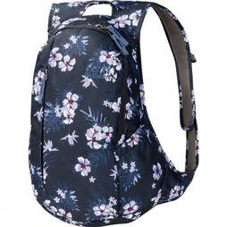 Jack Wolfskin Daypack Ancona dark blue/Assortment Flower