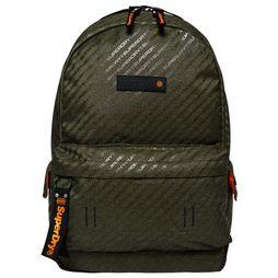 Superdry Daypack Hollow Montana dark green