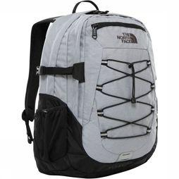 The North Face Sac à Dos Borealis Classic Gris Clair/Noir