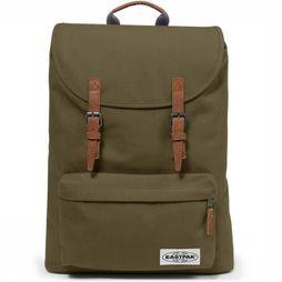 Eastpak Dagrugzak London Middenkaki