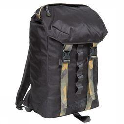 The North Face Dagrugzak Lineage Ruck 23L Donkergrijs