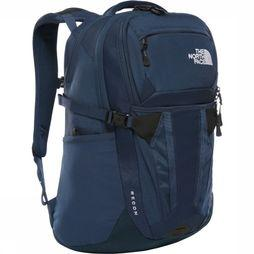 The North Face Dagrugzak Recon 30L Donkerblauw/Zwart