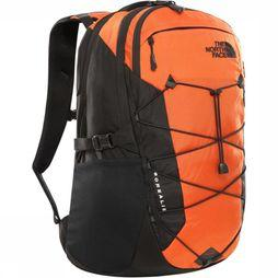 The North Face Sac à Dos Borealis 28L Orange/Noir
