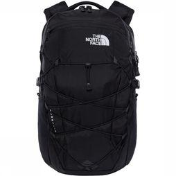 The North Face Dagrugzak Borealis 28L Zwart