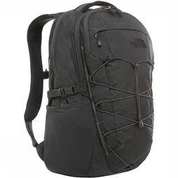 The North Face Daypack Borealis 28L dark grey/silver