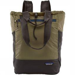 Patagonia Daypack Ultralight Black Hole Tote Pack mid khaki