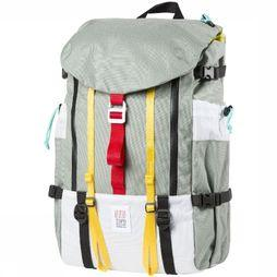 Topo Designs Daypack Mountain Pack silver/Assortment