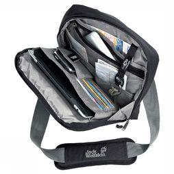 Jack Wolfskin Shoulder Bag Gadgetary black