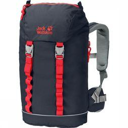 Jack Wolfskin Daypack Jungle Gym Marine/Red