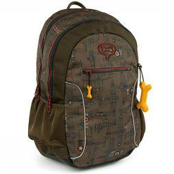 Stones and Bones Daypack Aspen 2.0 dark brown