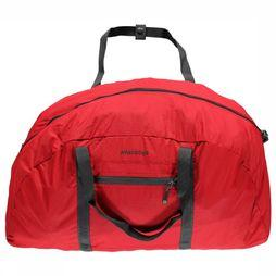 Ayacucho Travel Bag Packable red