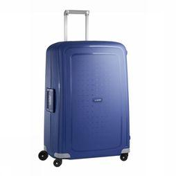 Samsonite Trolley S'Cure Spinner 75/28 Donkerblauw