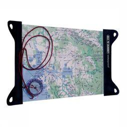 Sea To Summit Waterproof Case  Guide Tpu Map Case M black